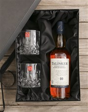 Talisker Whisky Gift Set