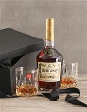 Hennessy VS Cognac Gift Set