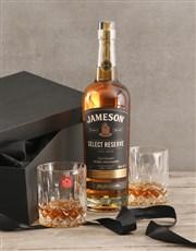Jameson Select Reserve Gift Set