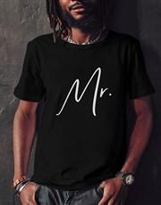 Mr Black Tshirt