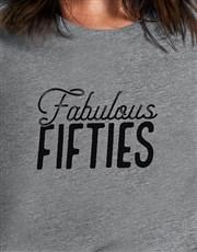 Fabulous Fifties Ladies T Shirt