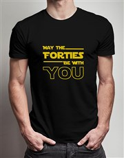May the Forties T Shirt