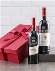 Nederberg Alto Rouge Duo Gift Box