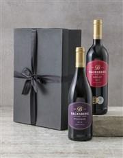 Backsberg Pinotage Duo Gift Box