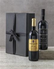 Meerlust Merlot Duo Gift Box