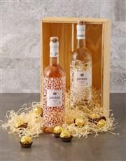 Protea and Ferrero Rocher Gift Box