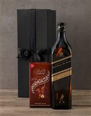 Johnnie Walker Double Black Gift Box