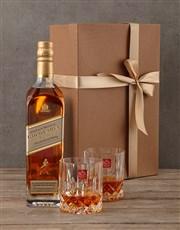 Johnnie Walker Gold Gift Box