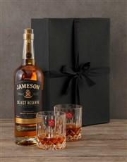 Jameson Select Reserve Gift Box