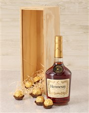 Hennessy VS Crate