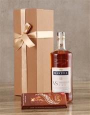 Martell VS Cognac Set