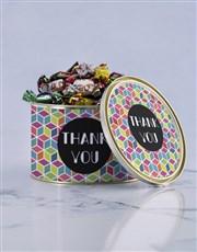 Thank You Treat Tin