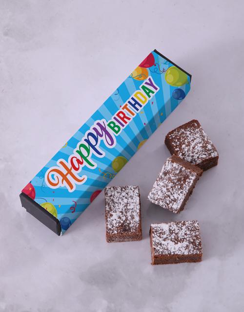 birthday: Birthday Brownie Box!