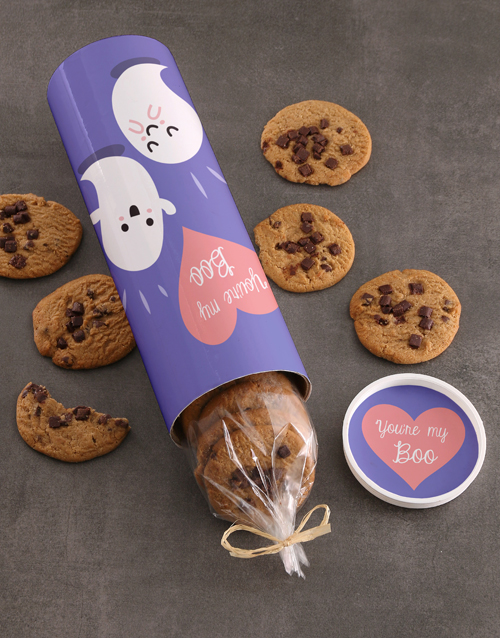 love-and-romance: My Boo Cookie Tube Surprise!