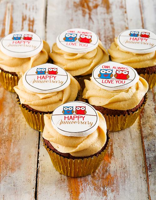 anniversary: Anniversary Cupcakes!