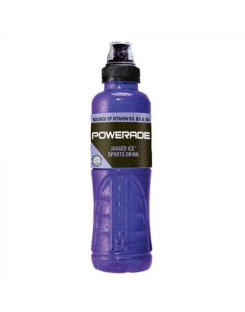 mixers: POWERADE JAGGED ICE 500ML!