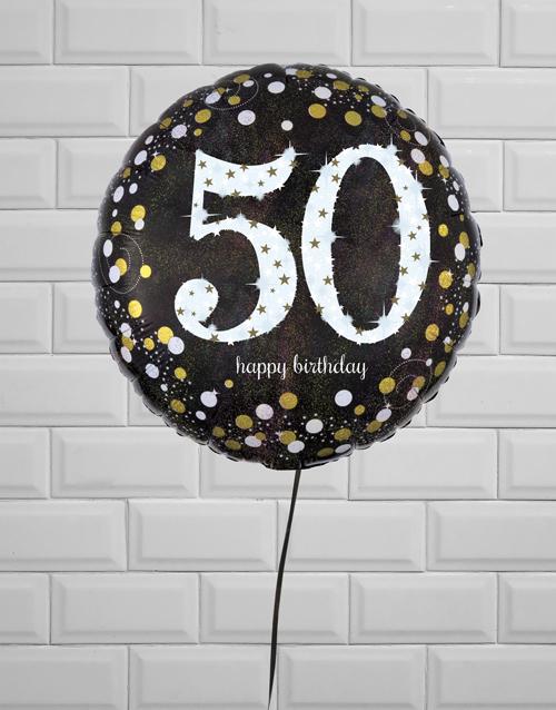 prices: Sparkling 50th Birthday Jumbo!