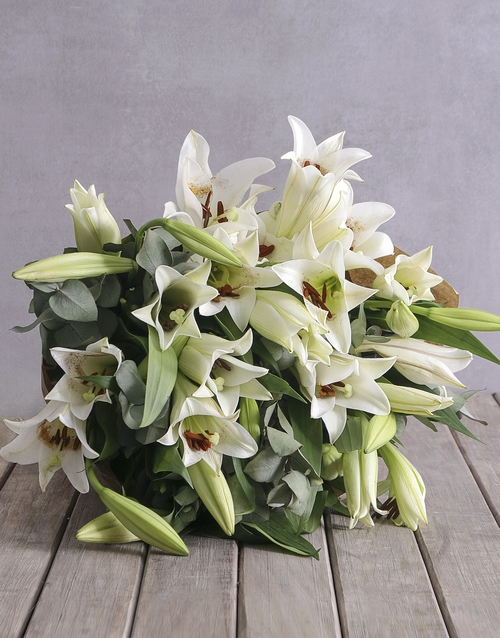 sameday: Lovely Lilies!