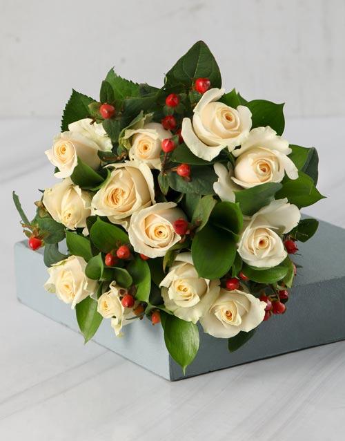 birthday: Cream Rose Elegance!