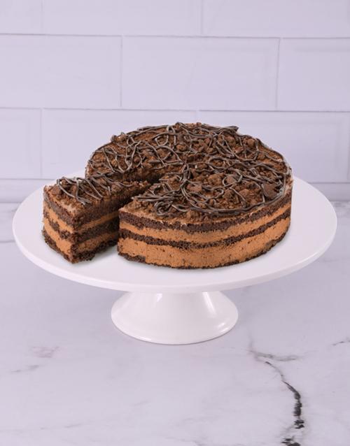 love-and-romance: Chateau Gateaux Chocolate Nostalgia Cake!