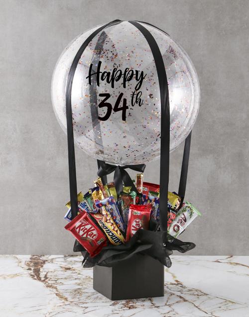 birthday: Personalised Nestle Indulgence Hamper!