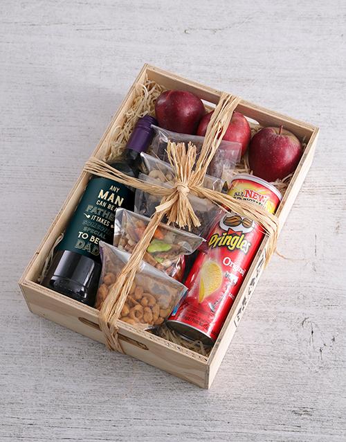 fresh-fruit: Special Dad Fruit Basket!