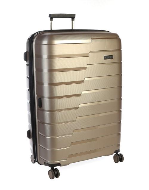 cellini: Cellini Microlite Wheel Trolley Case Gold!