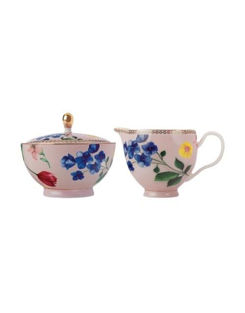 maxwell-and-williams: Maxwell & Williams Contessa Tea Time Set Rose!