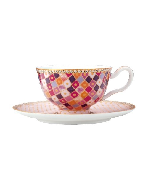 maxwell-and-williams: Maxwell & Williams Kasbah Cup and Saucer Rose!