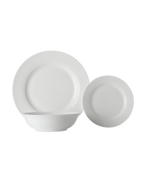 maxwell-and-williams: Maxwell & Williams White European Rim Dinner Set!