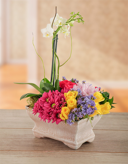 flowers: A Basket Full of Charm!