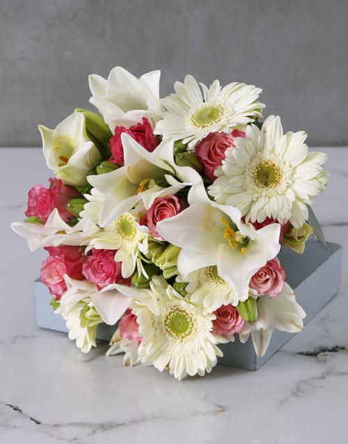 colour: Tranquility Bouquet!
