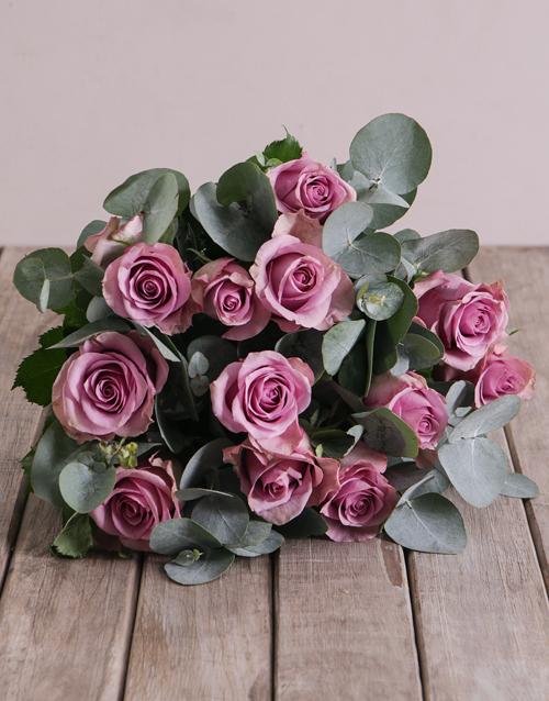 friendship: Lilac Passion Bouquet!