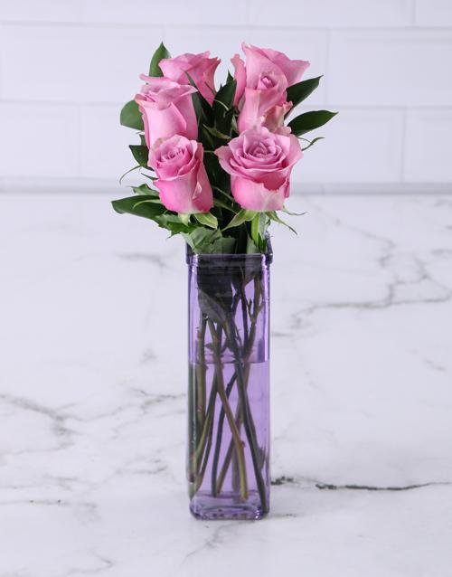 flowers: Precious Light Purple Arrangement!