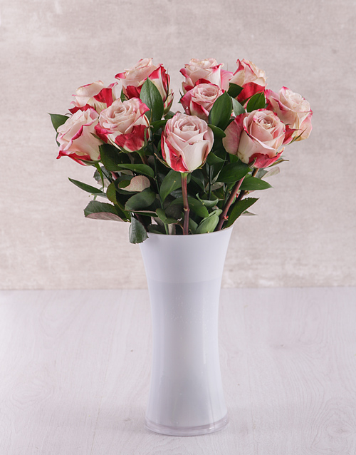 speciality: Really Pink Arrangement!
