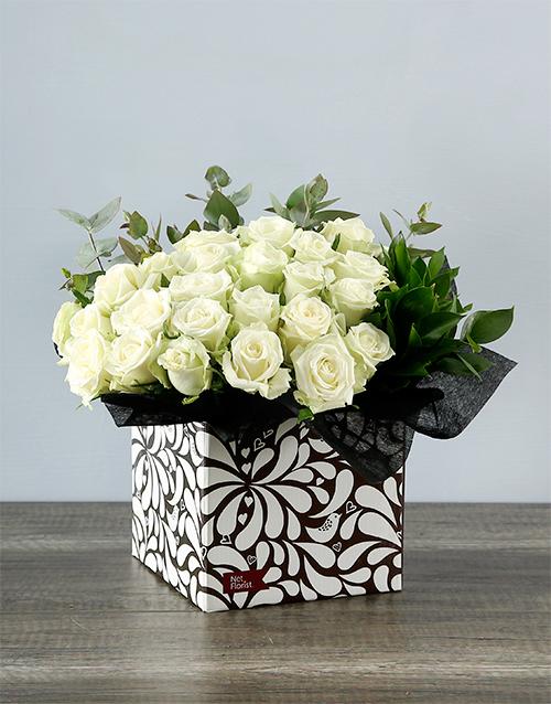 birthday: Craft Box of White!