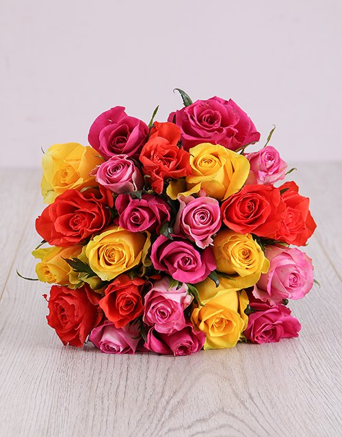 bouquets: Mixed Roses Bouquet!