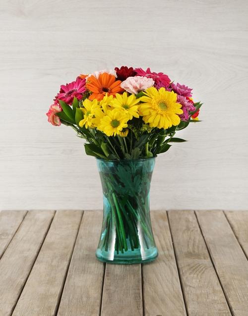 colour: Mixed Magic Vase!