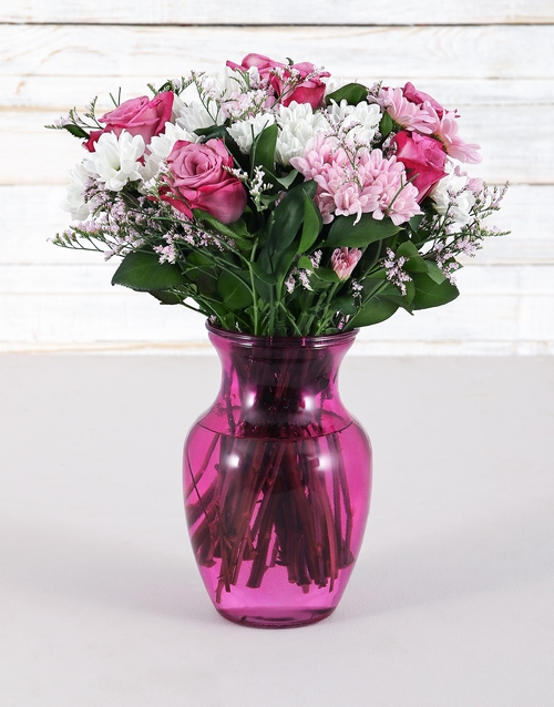 colour: Pink Perfection Vase!