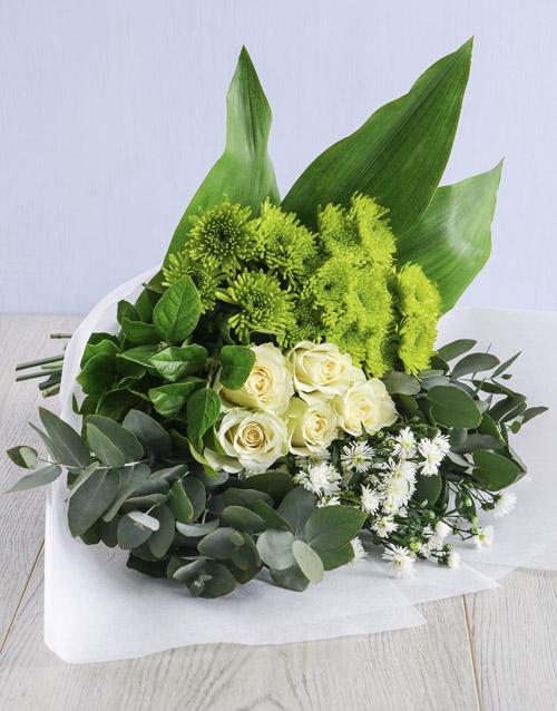easter: Go Green Bouquet!