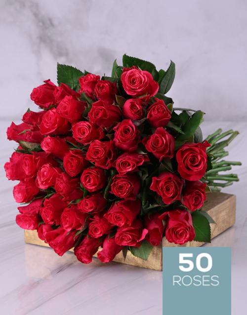 bouquets: 50 Shades of Cerise Rose Bouquet!
