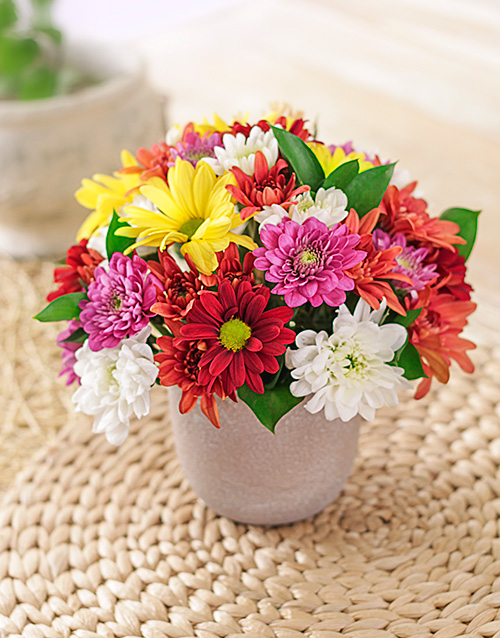 year-end: Rock The Daisies Vase!