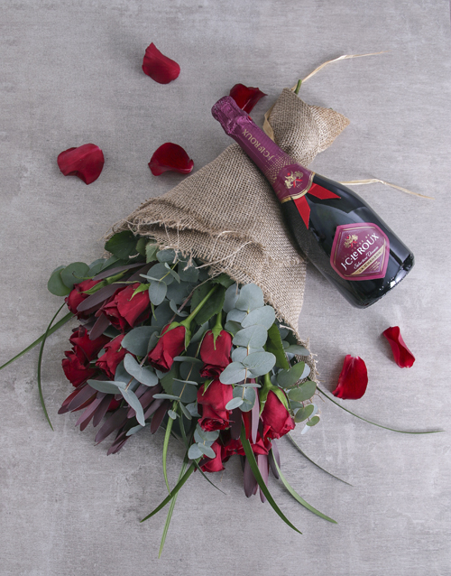 colour: Red Roses and Romance Combo!