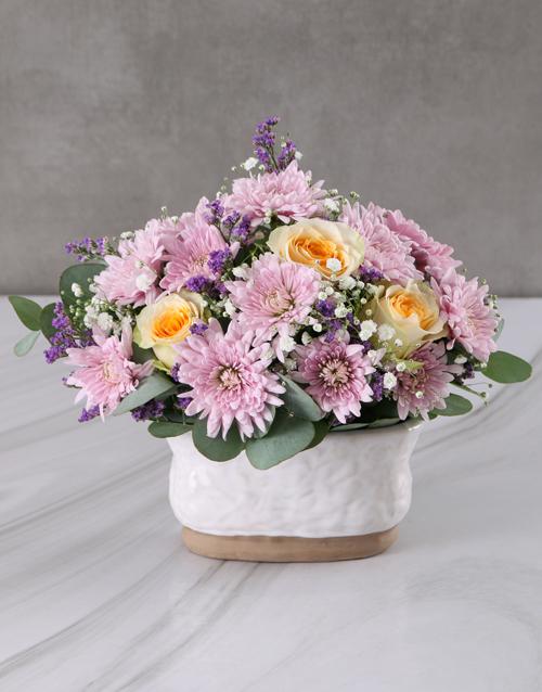 colour: Cream Roses amongst the Stars!