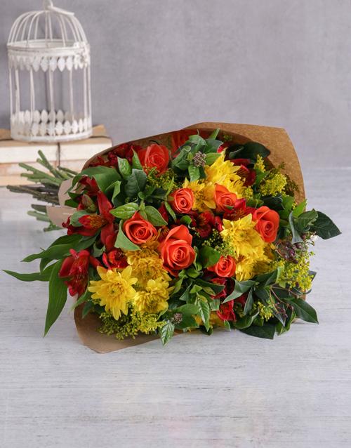 bouquets: Harvest Festival Bouquet!