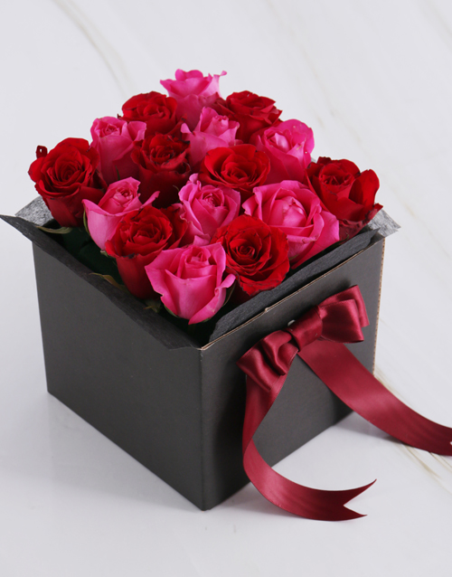 colour: Cerise Rose Blossoms!