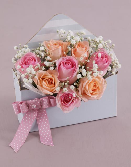 easter: Lush Rose Blossoms!