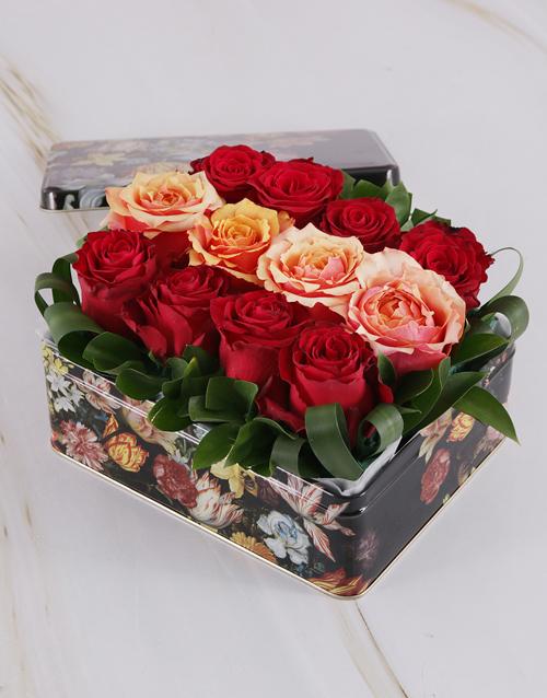 colour: Unique Rose Blooms!