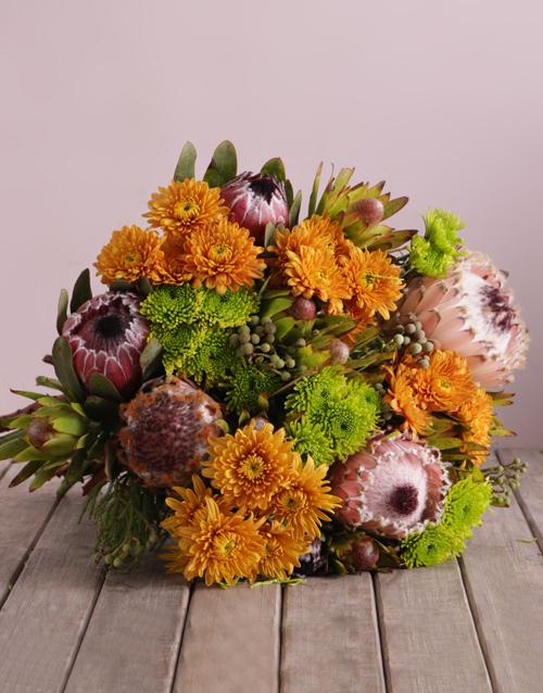 bouquets: Sunshine Garden Blooms!
