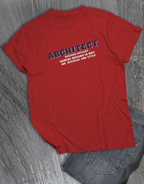 clothing: Personalised Genius Wizard T Shirt!
